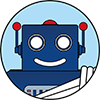 logo canal robot de Platón