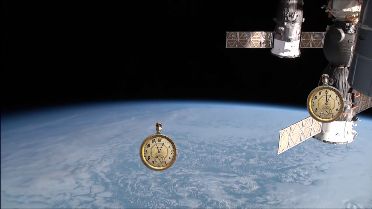 ¿Qué es la continuidad del espacio-tiempo?