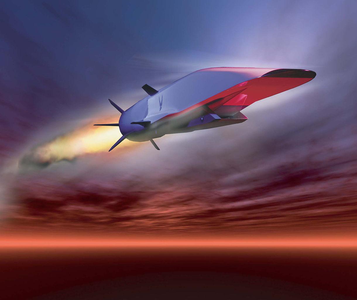Dale un vistazo al futuro del vuelo hipersónico