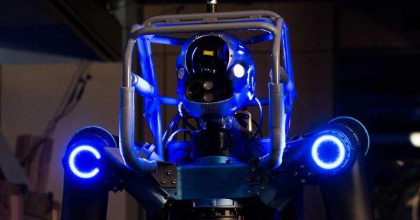 Un robot humanoide de casi 2 metros podría acudir a tu rescate durante un desastre