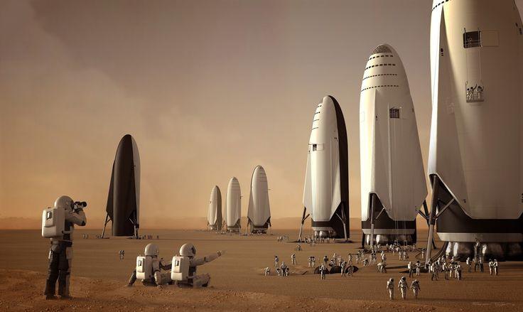¿Cuáles son los planes futuros de SpaceX?