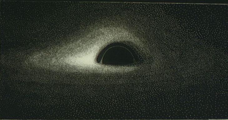 Este año podremos «ver» un agujero negro por primera vez