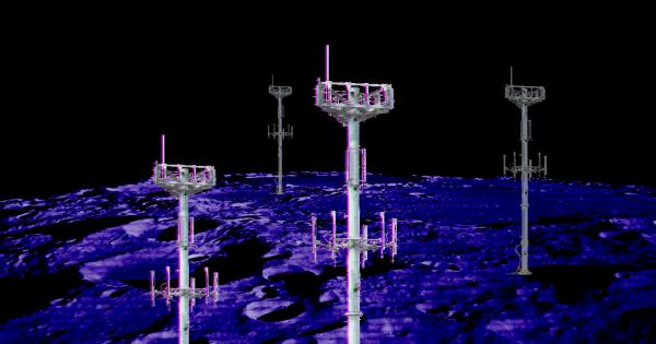 La Luna pronto tendrá su propia red móvil
