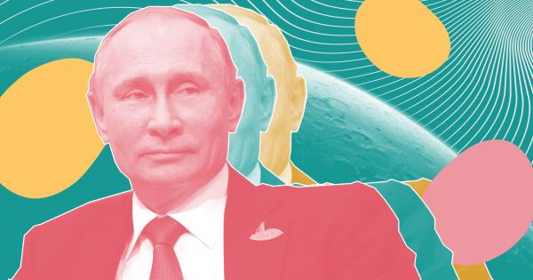 Putin planea enviar gente a Marte en el 2019