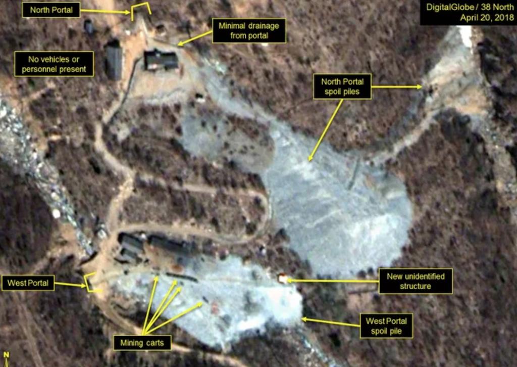 ¿Por qué Corea del Norte está cerrando su sitio de pruebas nucleares?
