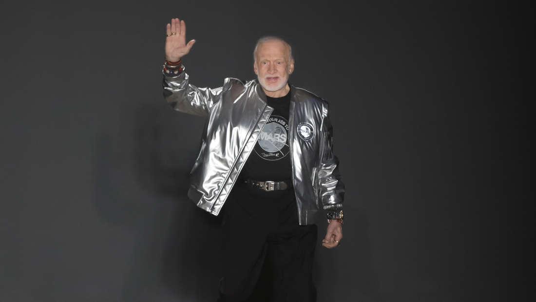 No, Buzz Aldrin no pasó una prueba de detector de mentiras sobre la existencia de extraterrestres