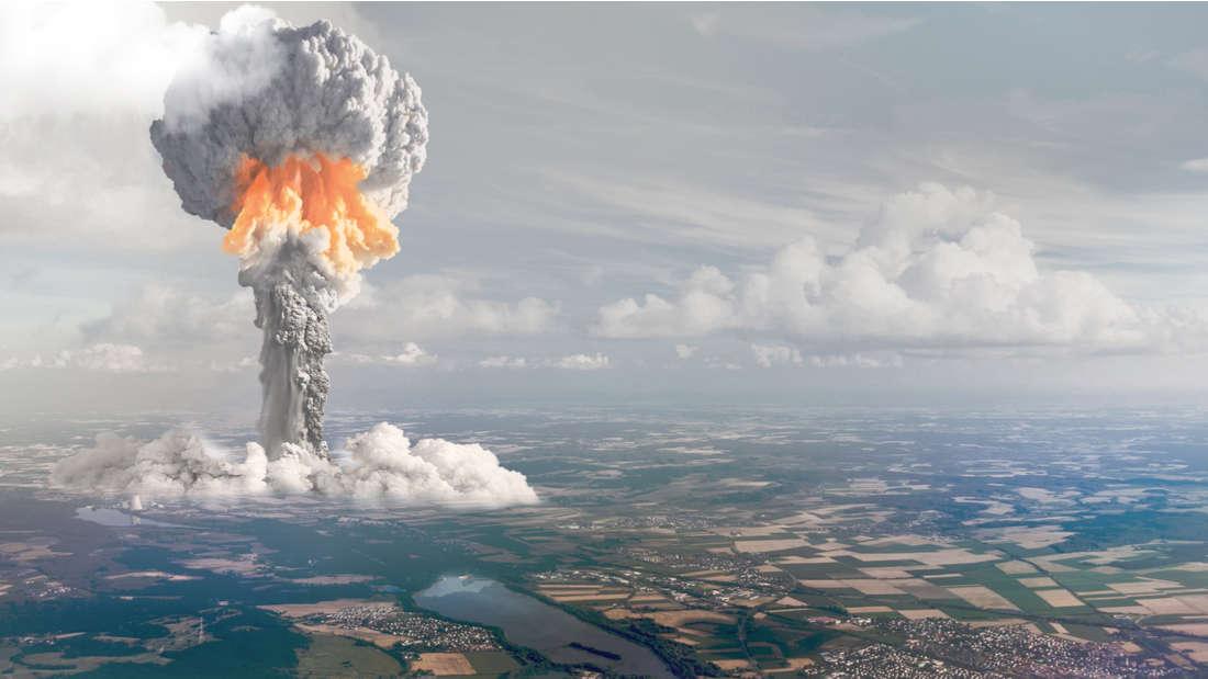Un estudio revela qué es lo mejor para un individuo ante el peligro de una bomba nuclear