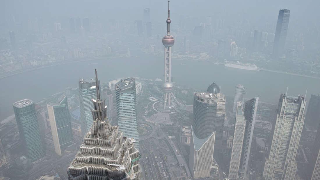 Más del 95 por ciento del mundo respira aire que contiene niveles insalubres de contaminación
