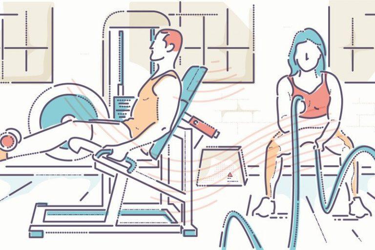 ¿Es el dolor algo bueno cuando se trata de desarrollar músculo?