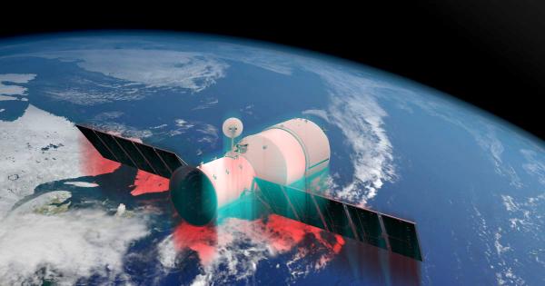 La estación espacial china se ha estrellado en el Pacífico. ¿Por qué fue tan difícil de seguir?