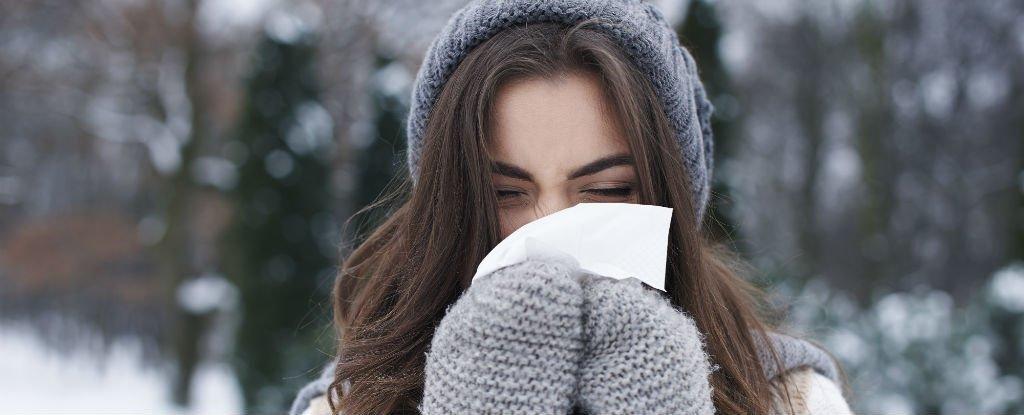 La frustrante razón de por qué solo un lado de tu nariz se bloquea a la vez