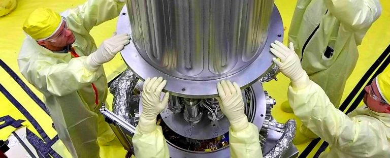 La NASA ha probado un nuevo tipo de reactor de fisión nuclear, y es increíblemente potente