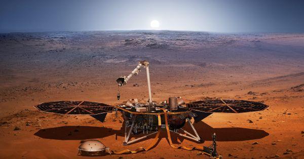 Un nuevo robot acaba de despegar hacia Marte