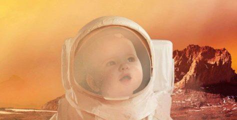 Nuestros cuerpos no están diseñados para tener bebés en Marte, ¿qué tal alterar nuestro ADN?