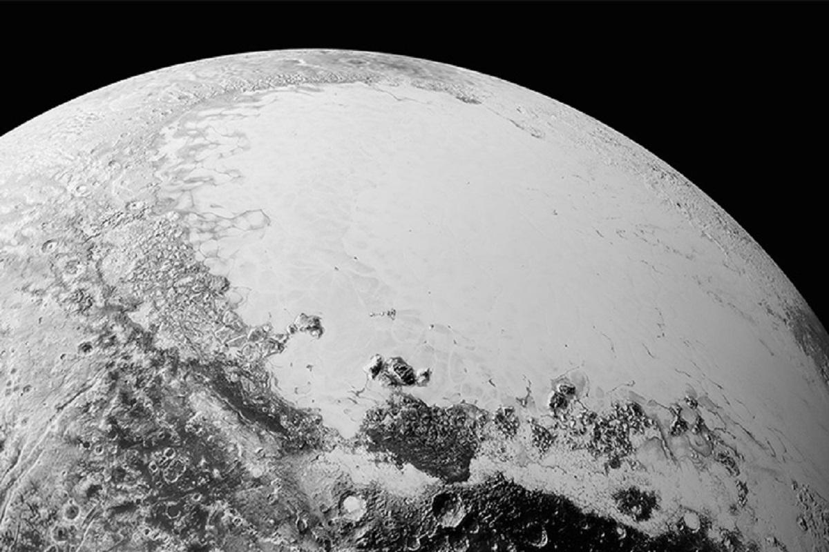 Extrañas dunas de arena se forman en Plutón gracias a los vientos y al hidrato de metano