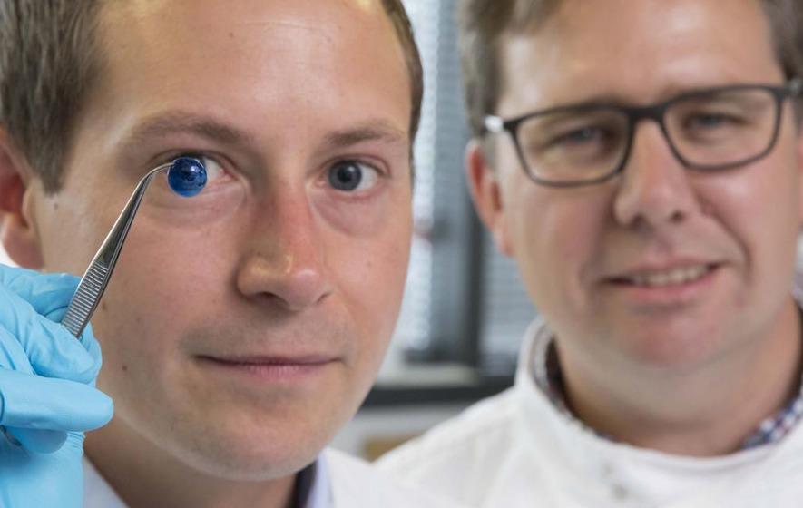 Impresiones de córneas en 3D podrían ayudar a millones de personas