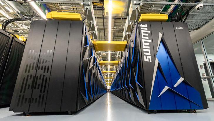 Esta supercomputadora puede calcular en 1 segundo lo que a un humano le tomaría 6 mil millones de años