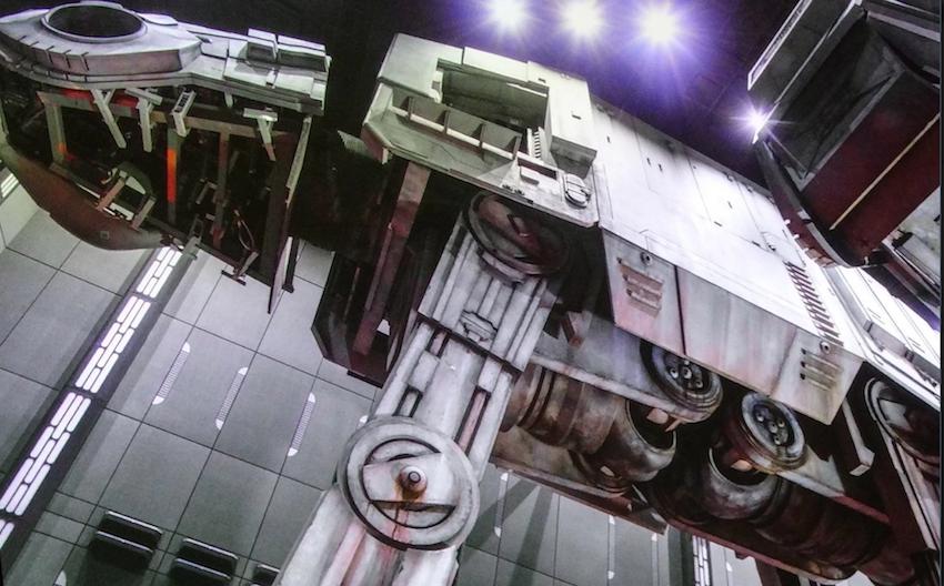 Mira algunas imágenes de lo que será el parque temático de Disney sobre la Guerra de las Galaxias
