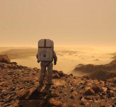 Una bacteria marina podría hacer que los humanos puedan respirar en Marte