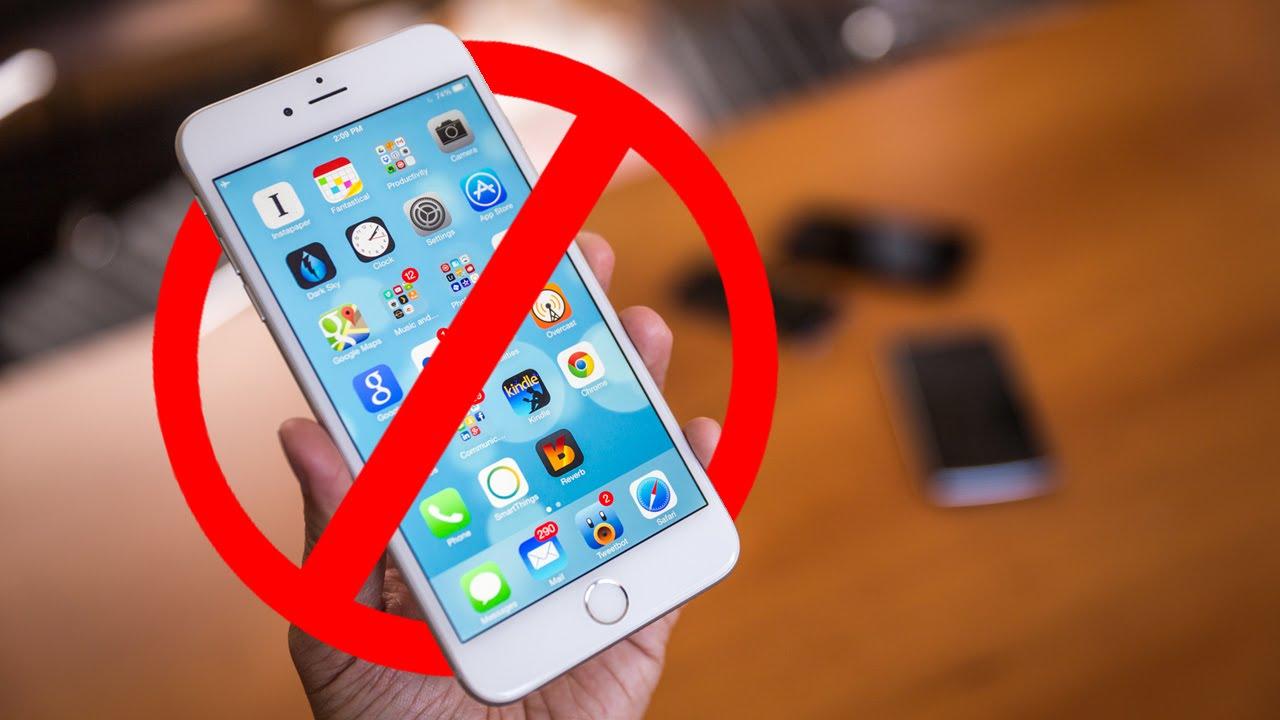 Una herramienta que te avisa si pasas demasiado tiempo en tu iPhone fue creada por la misma Apple
