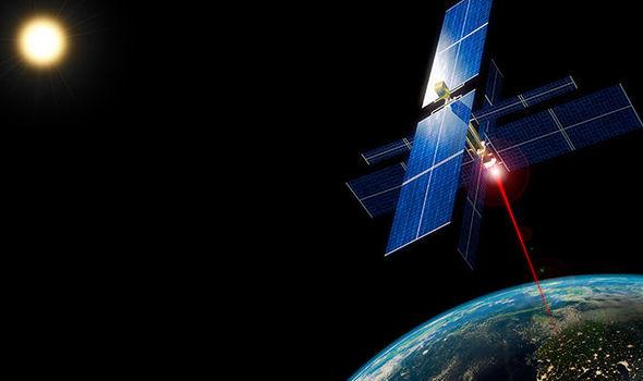 Rusia quiere destruir la basura espacial con un cañón láser