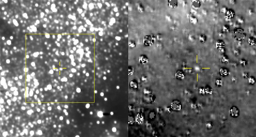 En camino a su próximo destino, New Horizons captura las imágenes más lejanas jamás tomadas del sistema solar