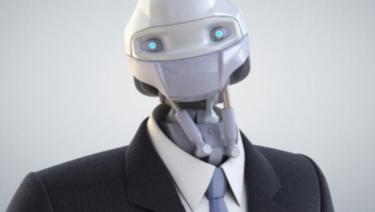 Reemplazar a tu jefe con un robot cruel podría hacer que te concentres más