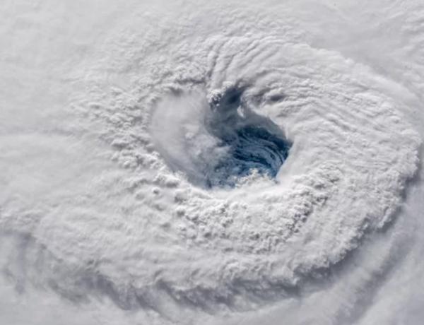 El huracán Florence podría ser 50% peor, debido al cambio climático