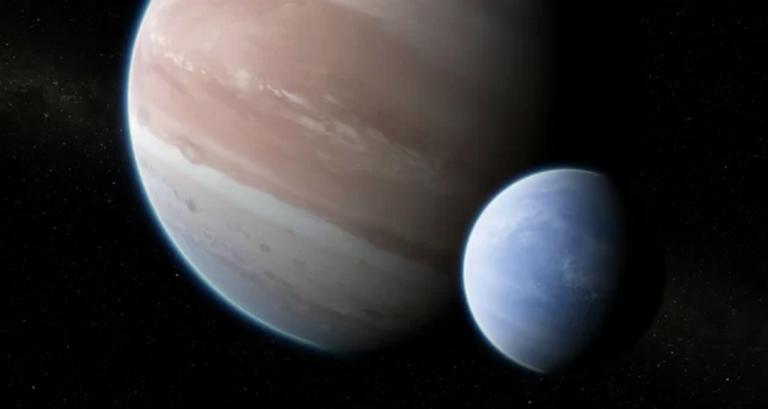 Observaciones del telescopio Hubble muestran indicios de una posible exoluna gigante