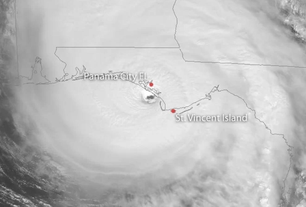 ¿Por qué el huracán Michael se convirtió en una tormenta tan monstruosa tan rápidamente?