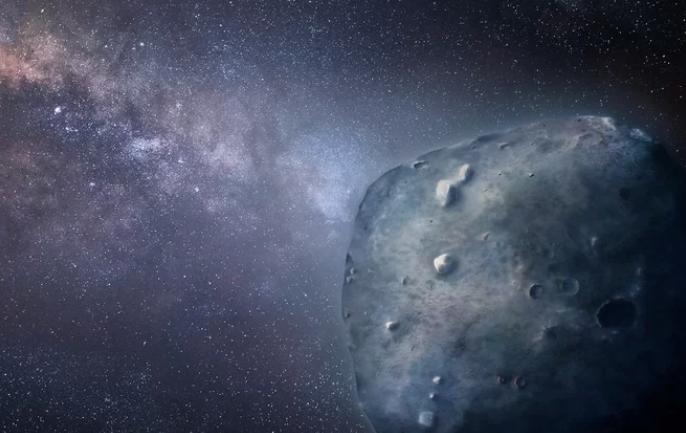 Nuevo estudio presenta nuevos datos sobre Faetón, el peculiar asteroide azul.