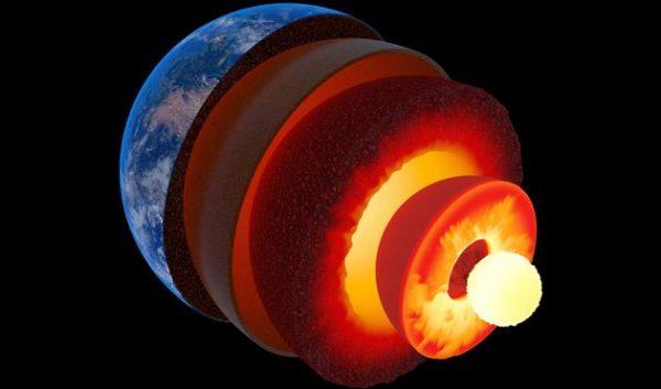 Nuevo estudio confirma que el núcleo de la Tierra es sólido, pero blando