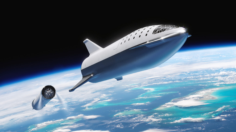 Elon Musk cambia el nombre del BFR a solo «Starship»