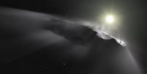 ¿Podría Oumuamua ser una vela solar alienígena?