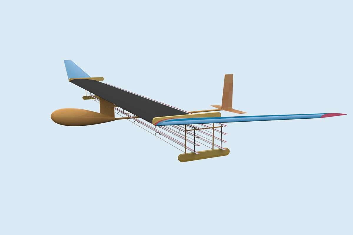 Nuevo hito histórico: el primer avión con viento iónico (que no produce emisiones) realizó su primer vuelo