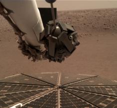 Escucha los primeros sonidos grabados en Marte