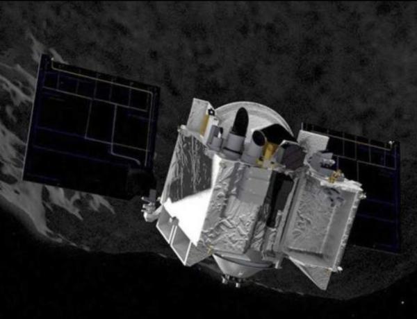 La sonda OSIRIS-REx encuentra evidencia de que hubo agua líquida en el asteroide Bennu
