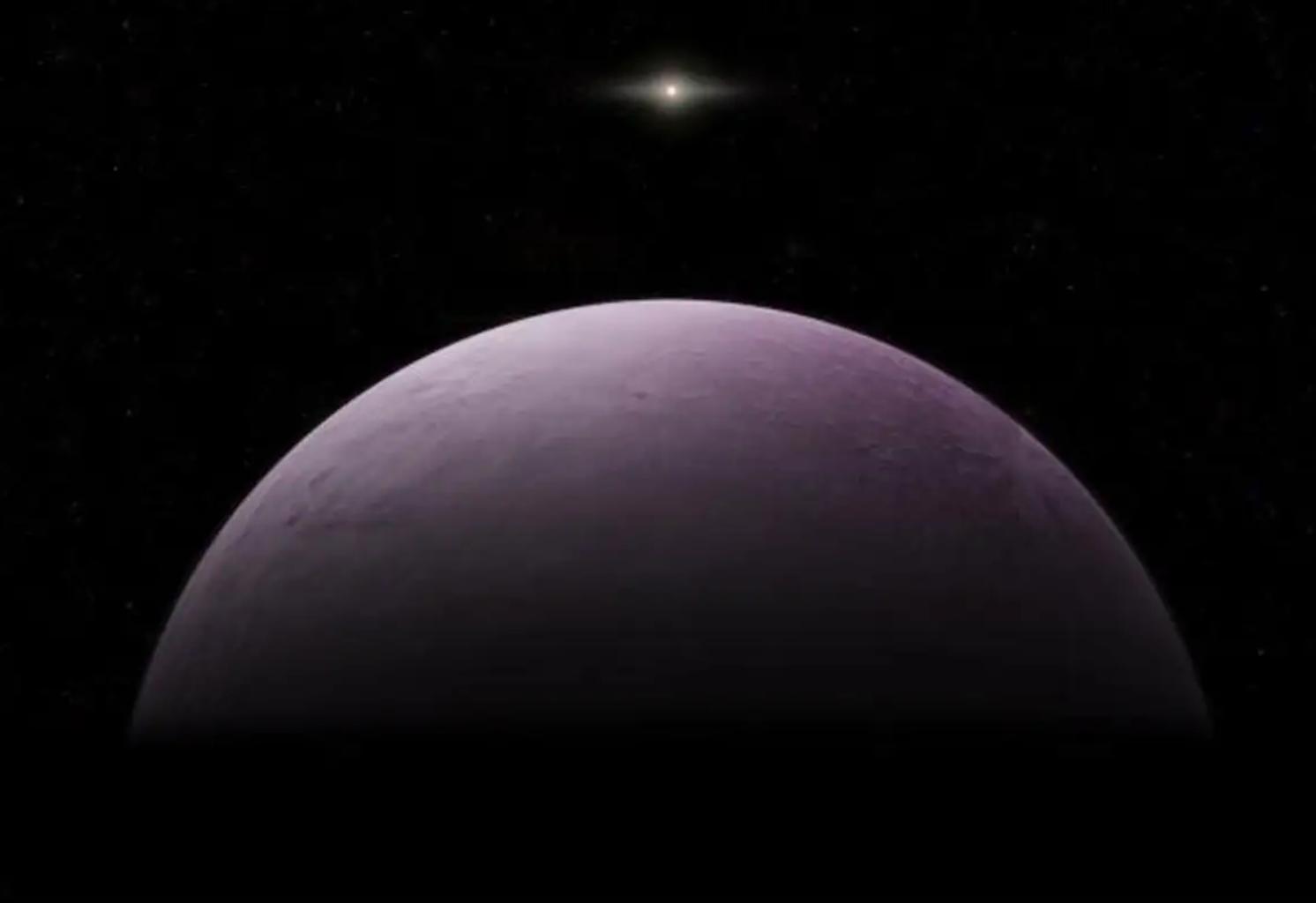 Astrónomos han detectado el objeto más distante que se haya encontrado en el sistema solar