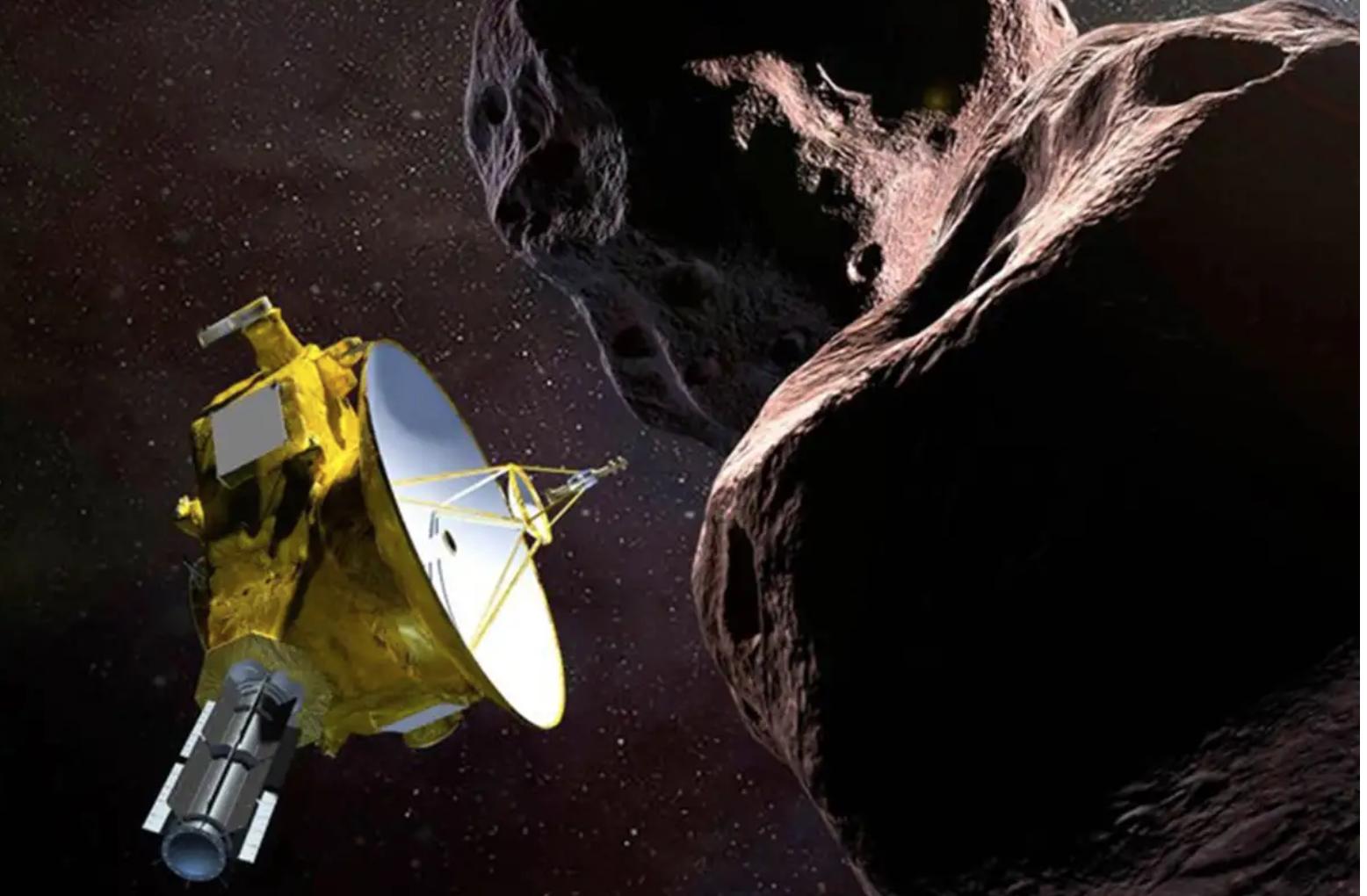 La sonda espacial New Horizons de la NASA está lista para su sobrevuelo histórico en el cinturón de Kuiper