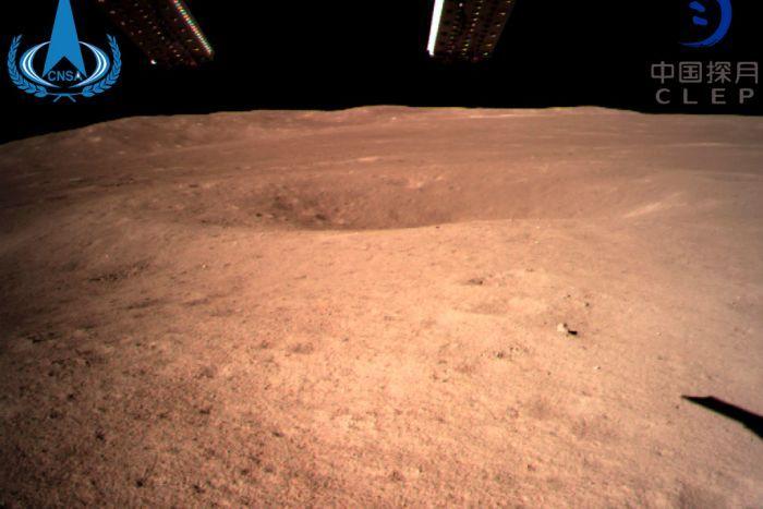 China acaba de hacer historia al aterrizar una sonda espacial en el otro lado de la Luna