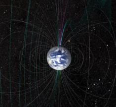 El campo magnético de la Tierra está moviéndose de forma extraña y nadie sabe por qué