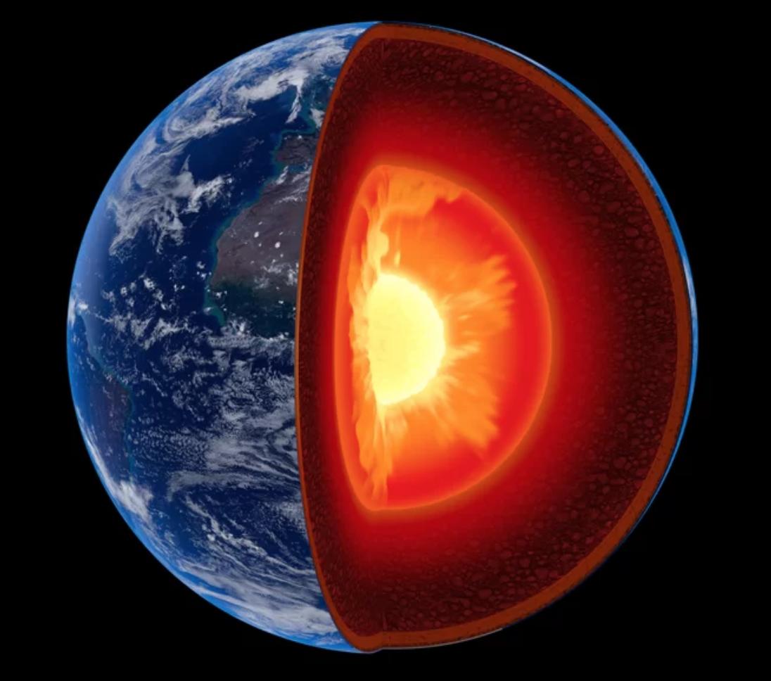 El campo magnético de la Tierra casi desapareció hace 565 millones de años