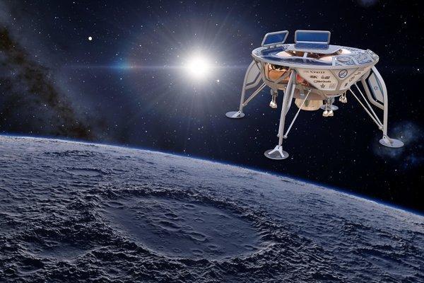 30 millones de páginas de historia humana acaban de ser lanzadas al espacio