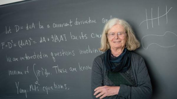 La matemática Karen Uhlenbeck es la primera mujer en recibir el prestigioso Premio Abel
