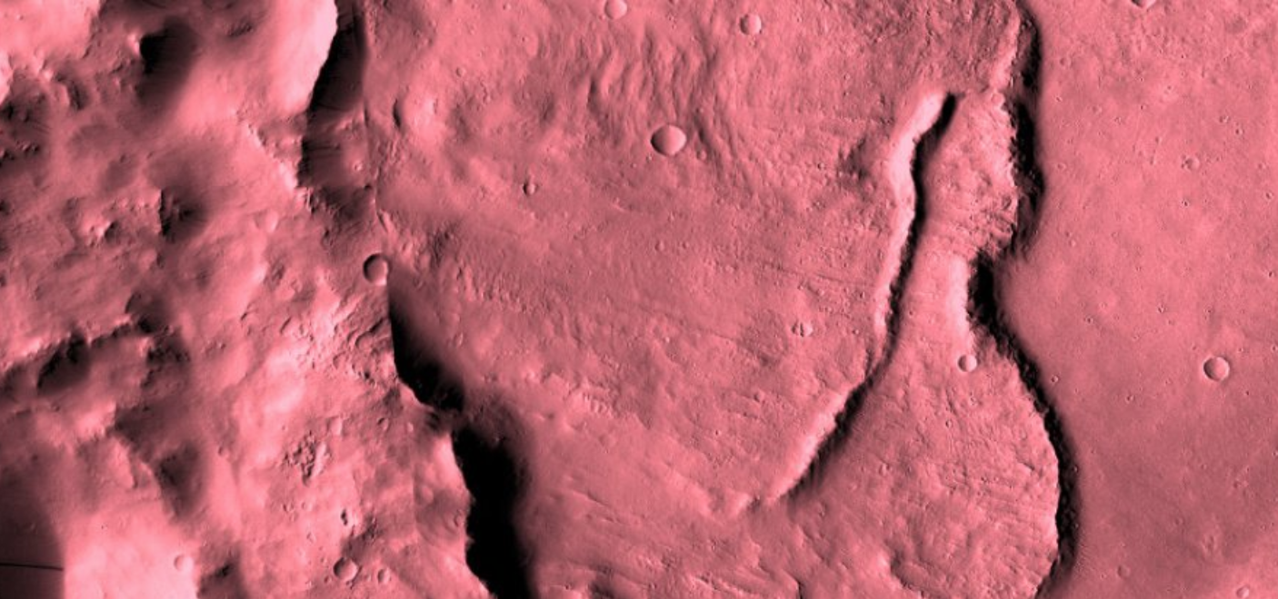 Detectada primera evidencia de un sistema de agua subterránea que abarca todo el planeta en Marte
