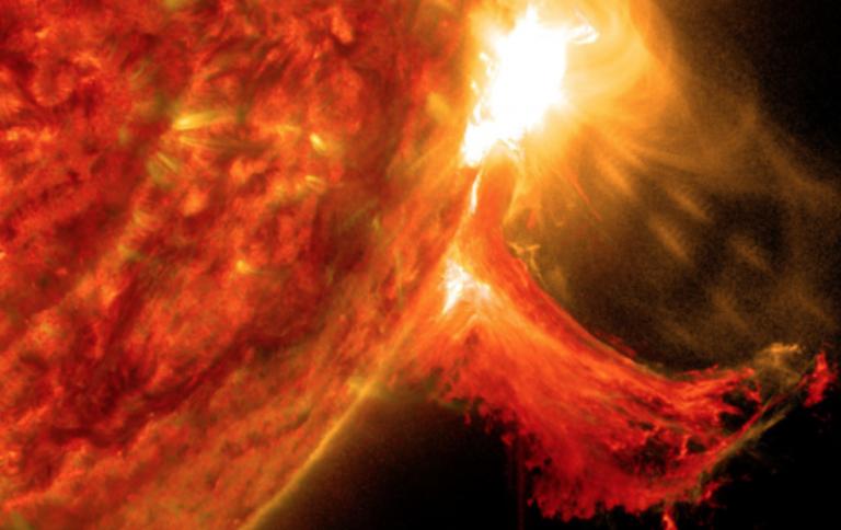 Muestras de hielo revelan una enorme tormenta solar que golpeó la Tierra en tiempos antiguos … y podría volver a suceder