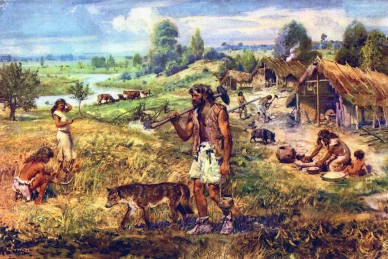 Los humanos no podían pronunciar sonidos con 'f' y 'v' antes de que se desarrollara la agricultura