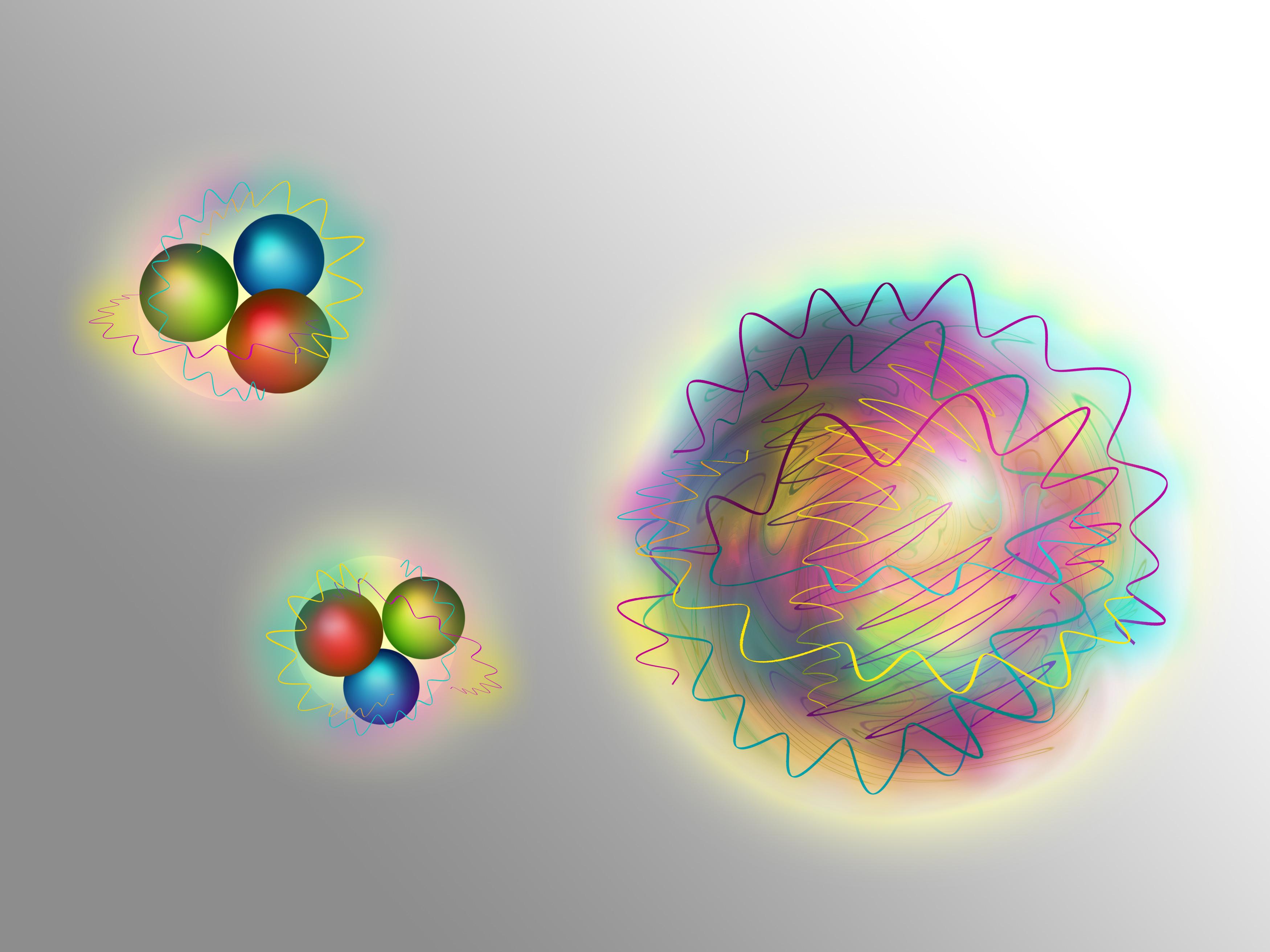 Físicos han resuelto un misterio de 35 años  escondido dentro de los núcleos atómicos