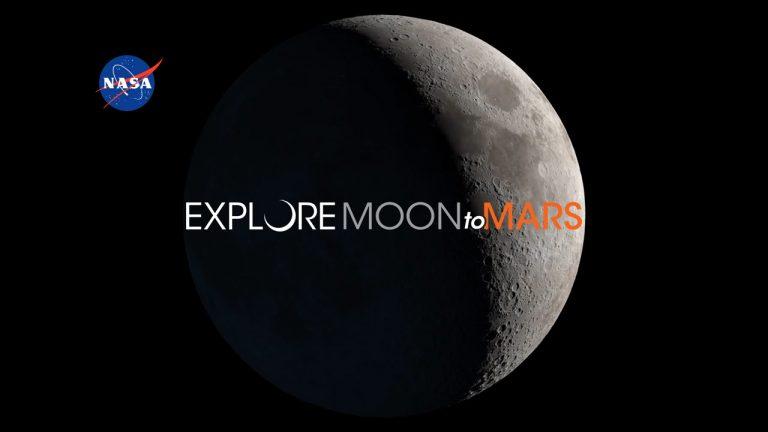 El presupuesto de la NASA para el 2020 nos llevará de la Luna a Marte