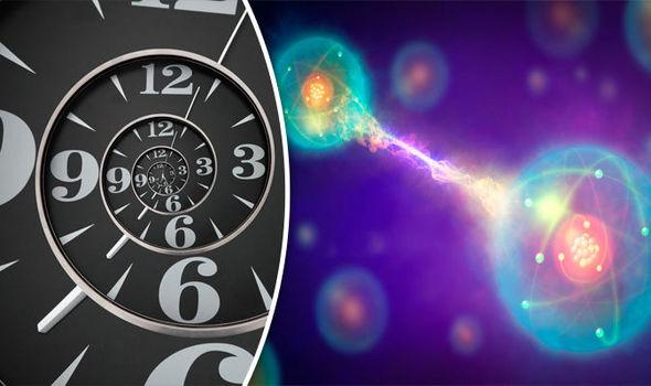 Físicos han «revertido el tiempo» una fracción de segundo usando una computadora cuántica